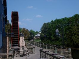 Riverside ResortMill Wallpaper by WDWParksGal