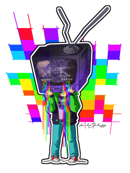 Tv Head by DCRoleplays
