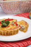 Chicken Quiche by Ronaldpanda