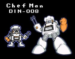 Chef Man by erik-red