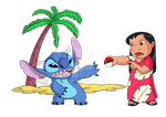 Lilo and Stitch - I'm Not a Pokemon by jmascia