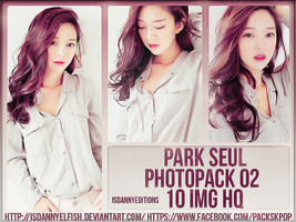 Park Seul (ULZZANG) - PHOTOPACK#02 by JeffvinyTwilight