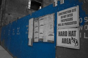 Hard Hat Area by Sikthy-Mish