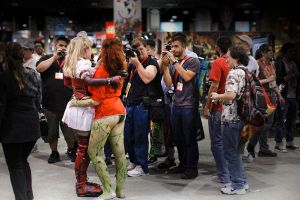 Comic Con Memories by miss-kitty-j