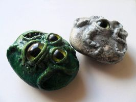 Eldritch Stones by CthulhuJewellery
