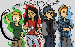 The Activity Club by CelestialTeez