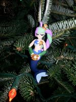 Under the Christmas Sea...uh...Tree by MattimationFILMS