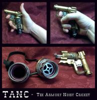 TANC - Tek Armory Noisy Cricket by CaelynTek
