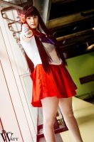 Transformation Time! - Sailor Mars Cosplay by KendraKei