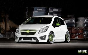 Chevrolet Spark by Peak-Design
