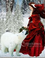 Scarlet Winter by JadaCollectibles