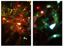 Christmas lights by ObscureChaos