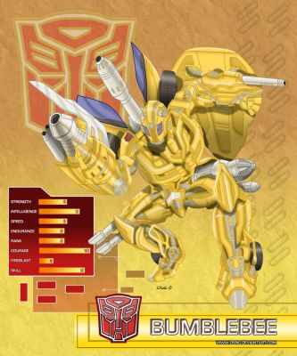 BUMBLEBEE - COMPLETE by DSNG