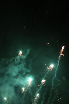 Fireworks Stock 32 by Malleni-Stock