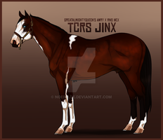 TCrS Jinx by noebelle