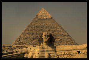 Sphinx HDR by cienki777