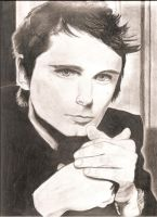 Matt Bellamy by ninjakittycat1423