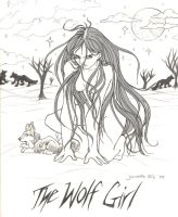 The Wolf Girl by ShadowedFate
