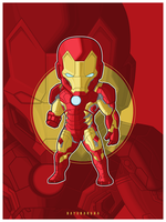 Iron Man Mark 43 by bayubaruna
