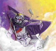 TF : Astrotrain by Beriuos