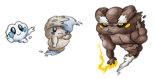 Cloud Fakemon by FakeMakeT