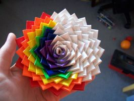 Bisexual Flower by DuckTape-Rose
