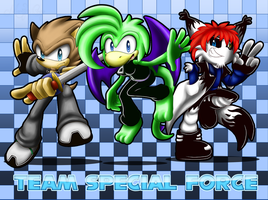 Team Special Force by Shannohn
