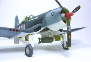 1/72 F4U-1 Corsair V by Zero-Cannard