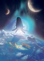 Book Cover Les Abimes d Autremer by Jessica-Rossier