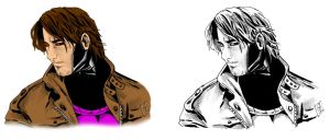 Gambit by roxcola