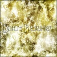 Dirty Brushes For Change by analeewon