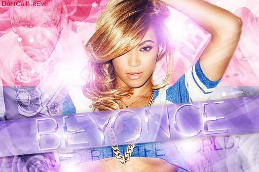 Beyonce blend (Pixeltopia Challenge) by DontCallMeEve