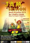 fundraiser jam session by tosca-camaieu