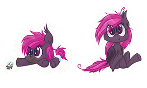 Widdle ol' babies~ by RedRains101