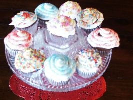 Yay Cupcakes by VotM