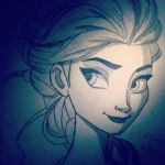 Elsa (Frozen) by Dukestar1234