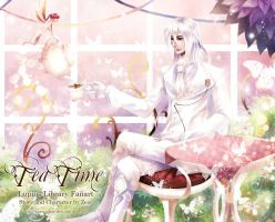 Lupius Library :: Tea Time by Zaru-Jinze