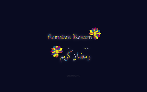 Ramadan Wallpaper II by BlkBtrfli8