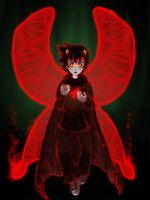 God Tier Karkat for Elanorpam by Watchowl