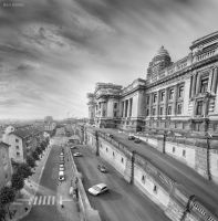 Palace of Justice, Brussels by BenHeine