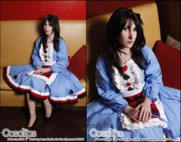 Original Alice Costume by Natalie526
