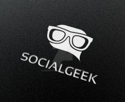 Social Geek - Logo Template by genotas