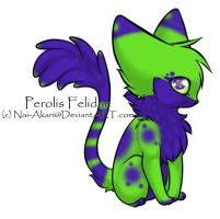 Chibi Perolis Adoptable -CLOSED by UncommonlyNormal