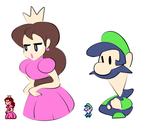 mario 2 redraws by pc-engine