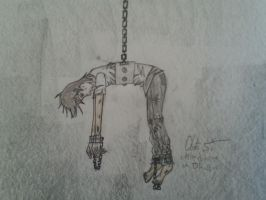 Man in Chains by little-demons