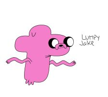 Adventure Time: Lumpy Jake by marizella