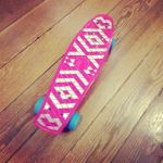 my penny board by starlight5525