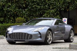 Aston Martin One-77 by arthobald