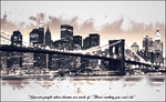 New York Desktop Background by RCDezine