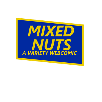 Mixed Nuts logo ver. 01 by justcallmesly